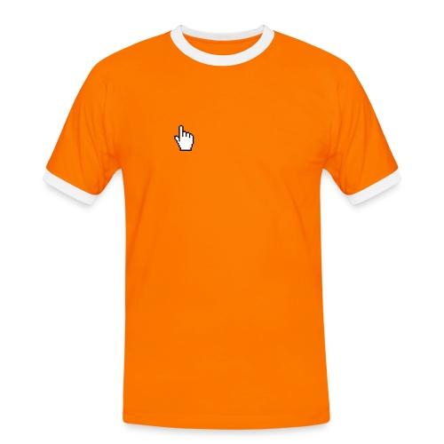 Gopic Click - Maglietta Contrast da uomo