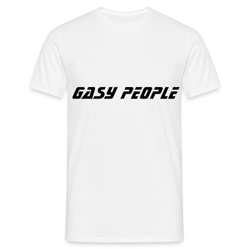 Le tee shirt Gasy people - T-shirt Homme