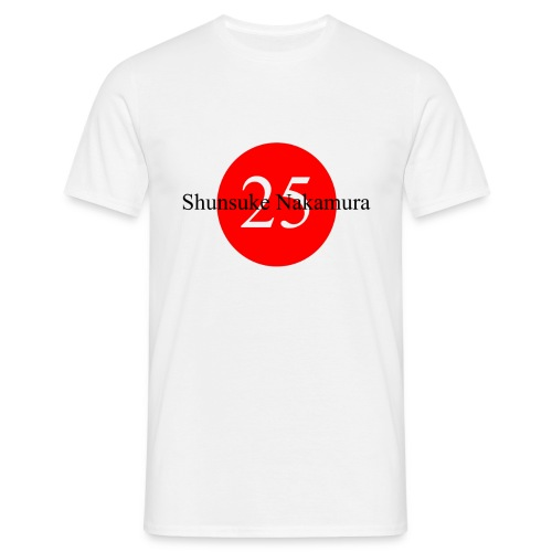 Shunsuke Nakamura - Men's T-Shirt