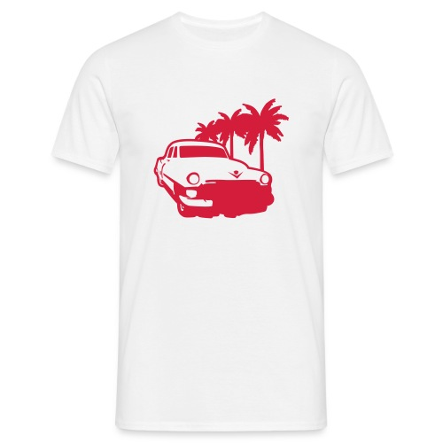 Miami Florida - T-shirt Homme