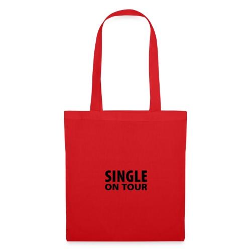 Crimson tote bag. - Tote Bag