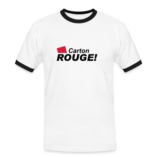 T-shirt CR1 - T-shirt contrasté Homme