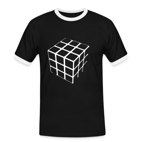Player Cub - T-shirt contrasté Homme