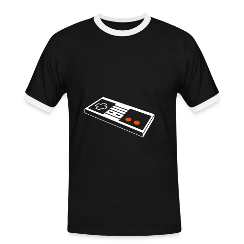 Player Nes white - T-shirt contrasté Homme