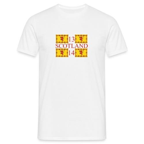Lion Rampant 1314 - Men's T-Shirt
