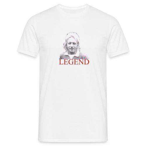 Dennis Law - Men's T-Shirt