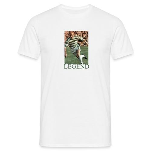 Jimmy Johnstone - Men's T-Shirt