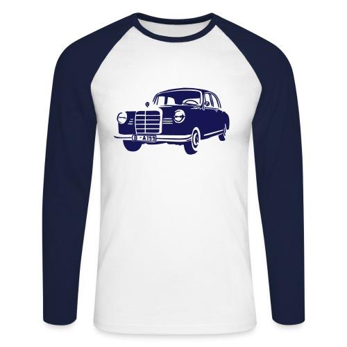 Ponton - Männer Baseballshirt langarm