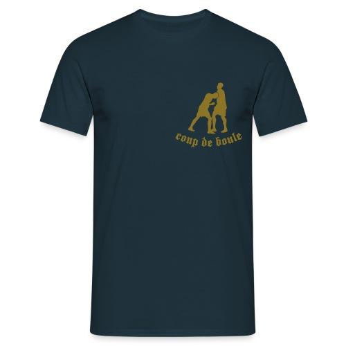 coup de Boule: Kopfstoß - Männer T-Shirt