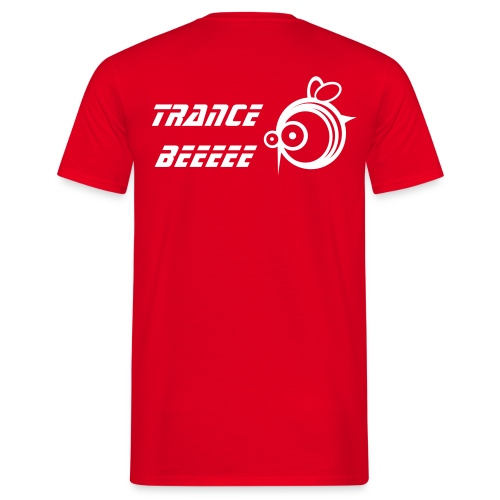 Trance Bee R - Men's T-Shirt