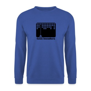 Love Invaders - Sweat-shirt Homme
