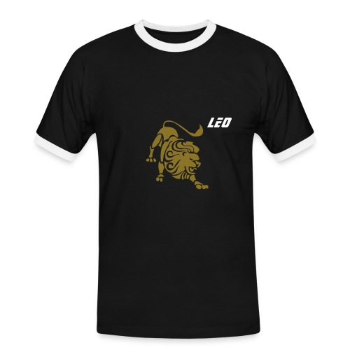 Leo - Men's Ringer Shirt