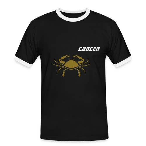 Cancer - Men's Ringer Shirt