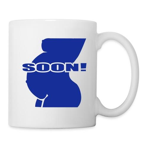Tasse - Soon - Mug blanc