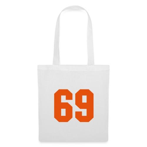 Sac en tissu blanc - 69 - Tote Bag
