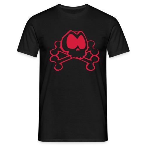 skully - Männer T-Shirt