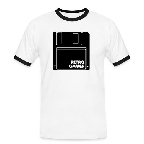 Diskette - Men's Ringer Shirt