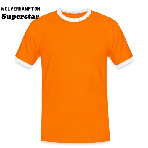 Wolverhampton Superstar - Men's Ringer Shirt