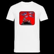 T-Shirts ~ Men's T-Shirt ~ BHF logo t-shirt