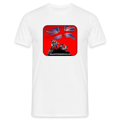 BHF logo t-shirt - Men's T-Shirt