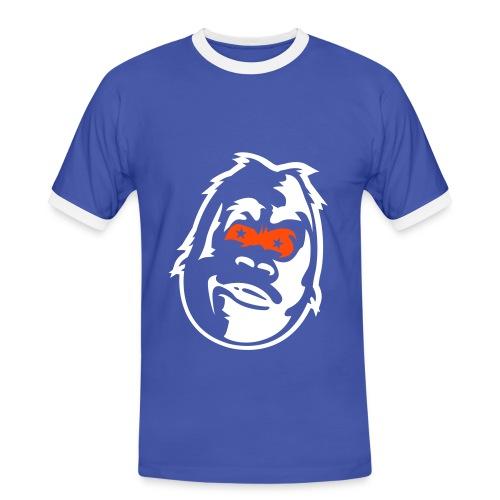 Mad Monkey T-Shirt - Men's Ringer Shirt