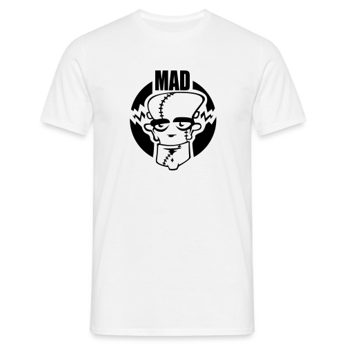 Mad T shirt - Men's T-Shirt