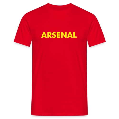 Arsenal - T-skjorte for menn