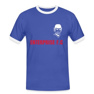 Enterprise F.C - Men's Ringer Shirt