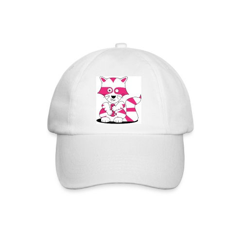 racoon - cap - Baseballkappe