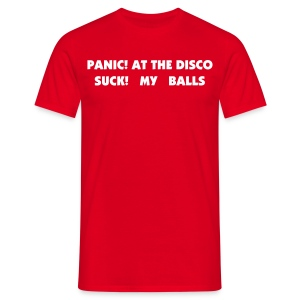 P!ATD S!MB [[READING FEST SPECIAL]] - Men's T-Shirt