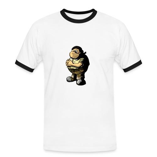 Hilfswichtel von Calatyr - Männer Kontrast-T-Shirt