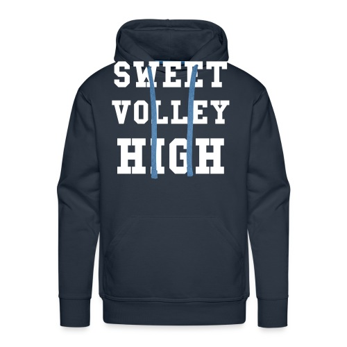 Sweet Volley High Campus Hooded Sweat - Men's Premium Hoodie