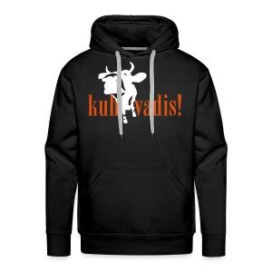 madcow-sweat-hoodie! - Männer Premium Hoodie