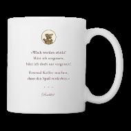 Tassen & Zubehör ~ Tasse ~ phantasievoll (aber unpraktisch)