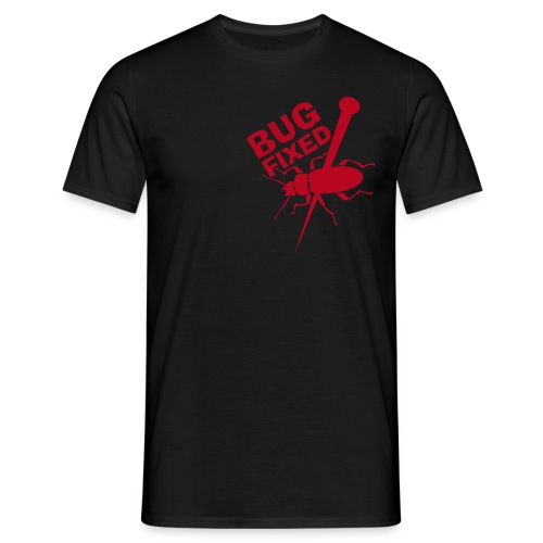 Bug Fixed - Admin light - Männer T-Shirt