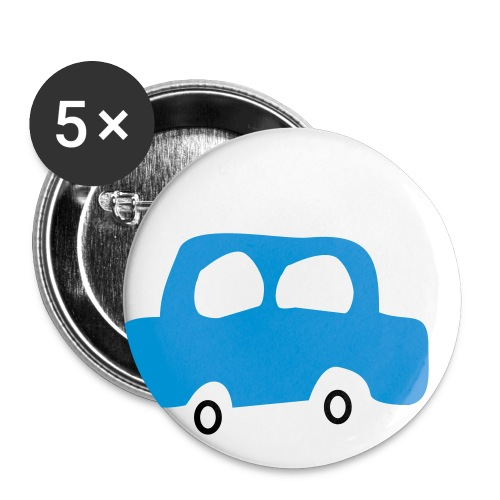 The car that goes boom. - Buttons small 25 mm