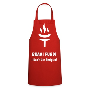 Perfect for your Braai! - Cooking Apron