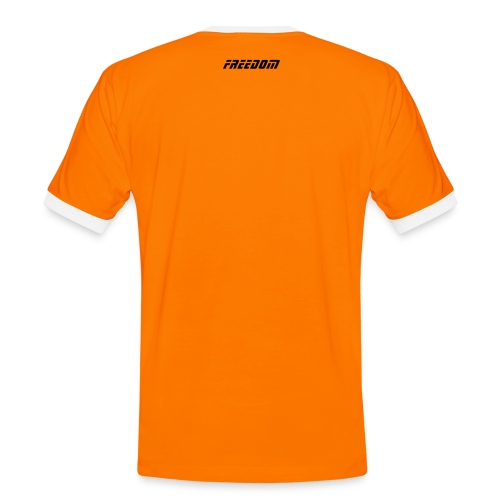 Orange Crush - Men's Ringer Shirt