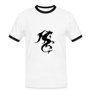 Dragon Tee - Men's Ringer Shirt