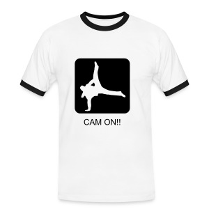 CAM ON!! - Men's Ringer Shirt
