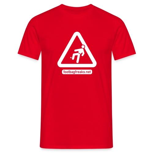 Footbag Freaks Vereins-Shirt - Männer T-Shirt
