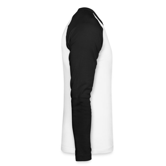 *SL1200 on white/black Promodoro Raglan Longsleeve