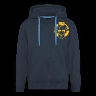 Pullover & Hoodies ~ Männer Premium Kapuzenjacke ~ MAD JAcket