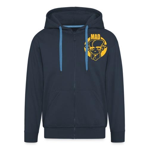 MAD JAcket - Männer Premium Kapuzenjacke