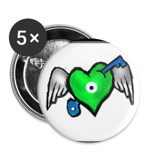 Badge - Buttons small 25 mm