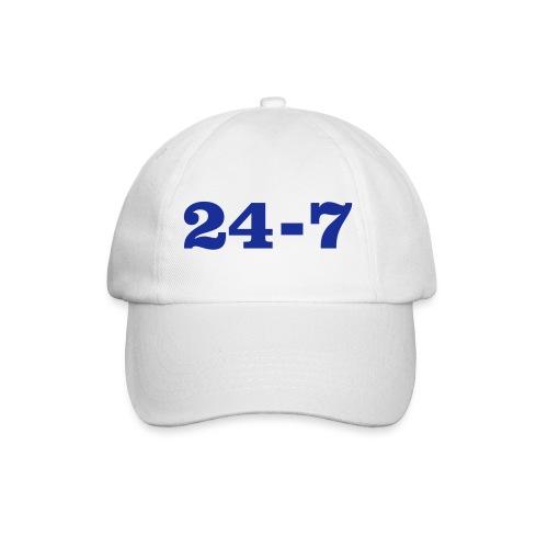 24-7 - Baseballkappe