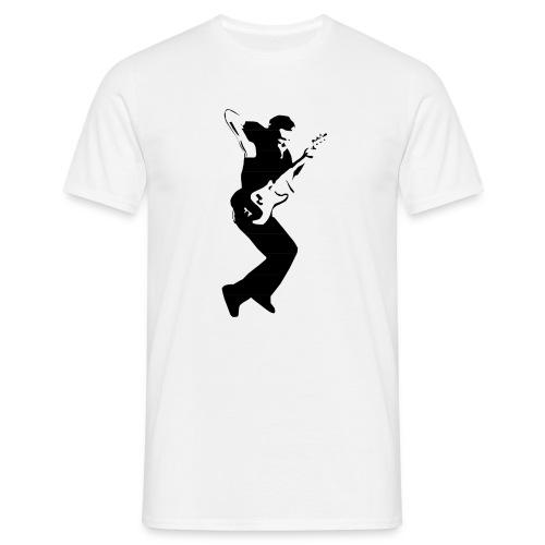 Gitarrista - Camiseta hombre