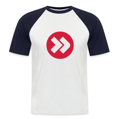 Fast Forward - Men's Baseball T-Shirt