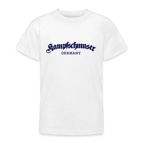 Kampfschmuser Germany - Teenager T-Shirt