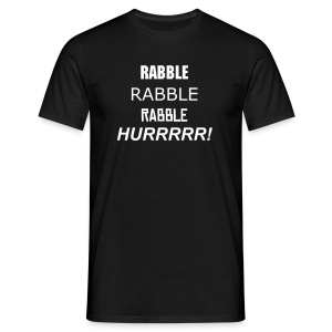 Rabble - Men's T-Shirt
